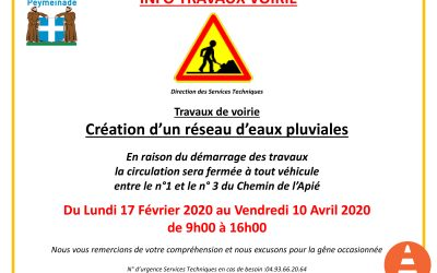 Information aux usagers